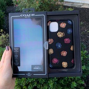 Coach iPhone 11 case!